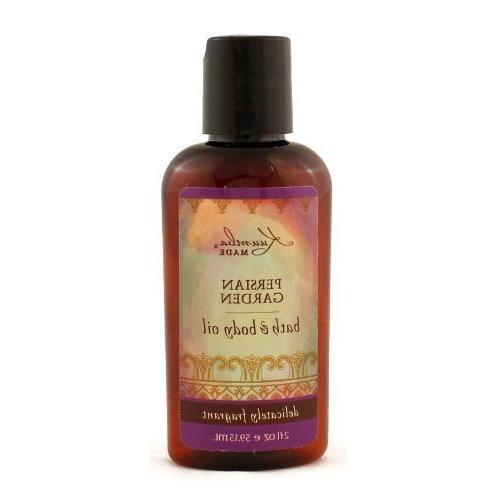 Kuumba Made Persian Garden Bath & Body Oil - 2 Oz