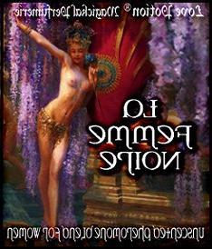 Love Potion: La Femme Noir ~ UNscented Pheromone Blend for W