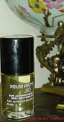 ABDUL KAREEM EGYPTIAN MUSK OIL©.  ONLY IN 1/2 oz  size.