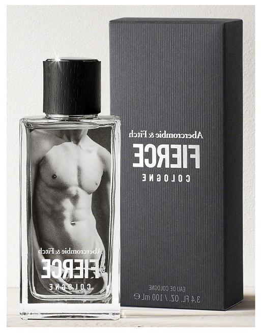 Abercrombie & Fitch Fierce Men's Eau De Cologne 3.4 oz - 100