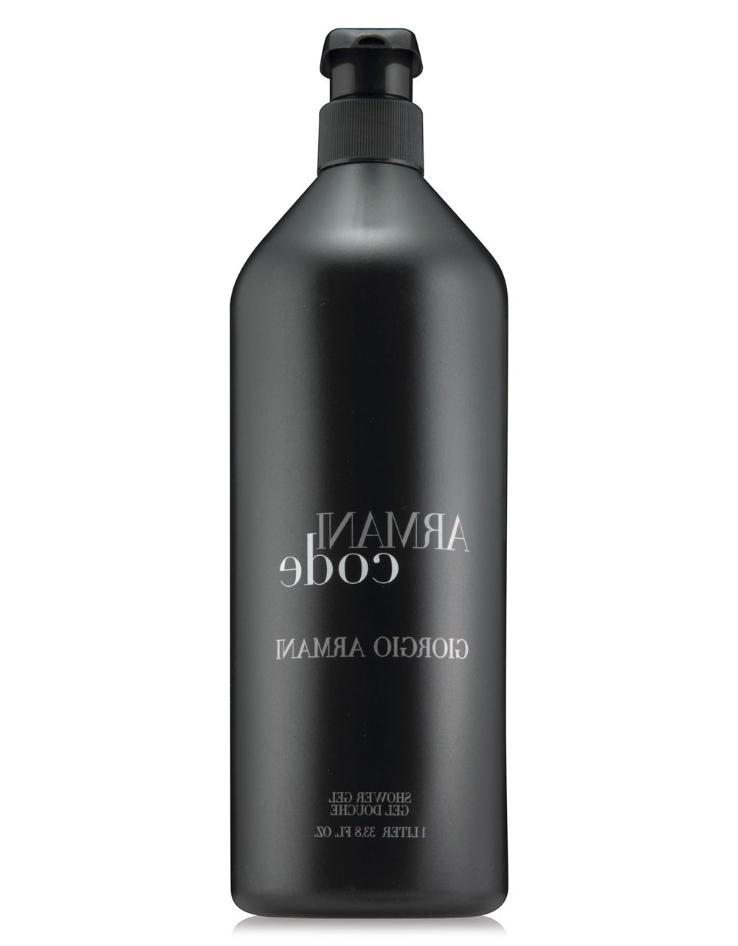 Acqua Di GIo by GIORGIO ARMANI 33.8 oz 1 Liter Shower Gel Bo