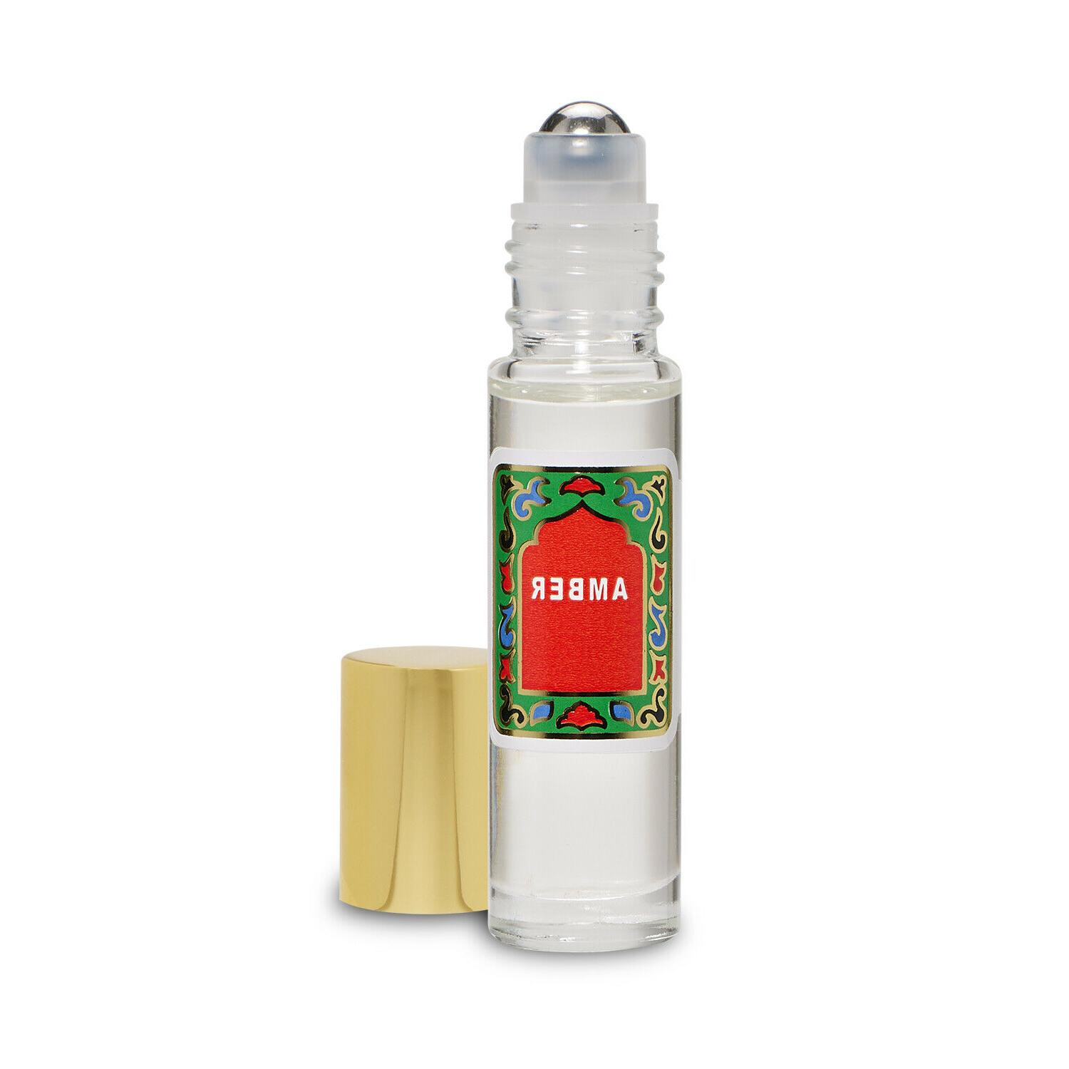 amber white amber perfume oil by