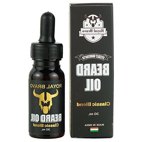 beard oil classic blend