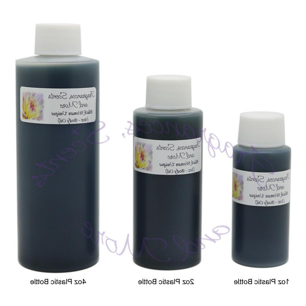black woman unique perfume body oil 7
