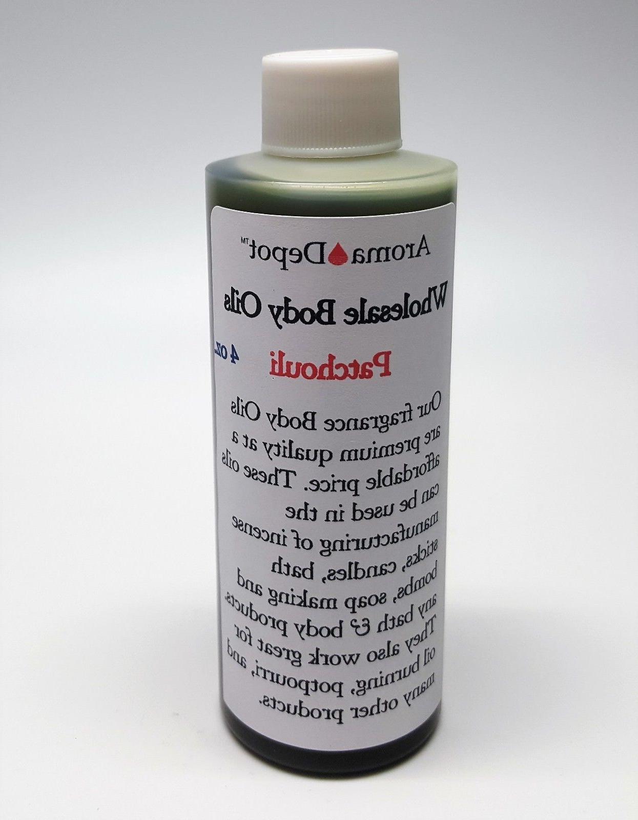 4 Fragrance Oil Candle Bath Bomb Making Phthalate