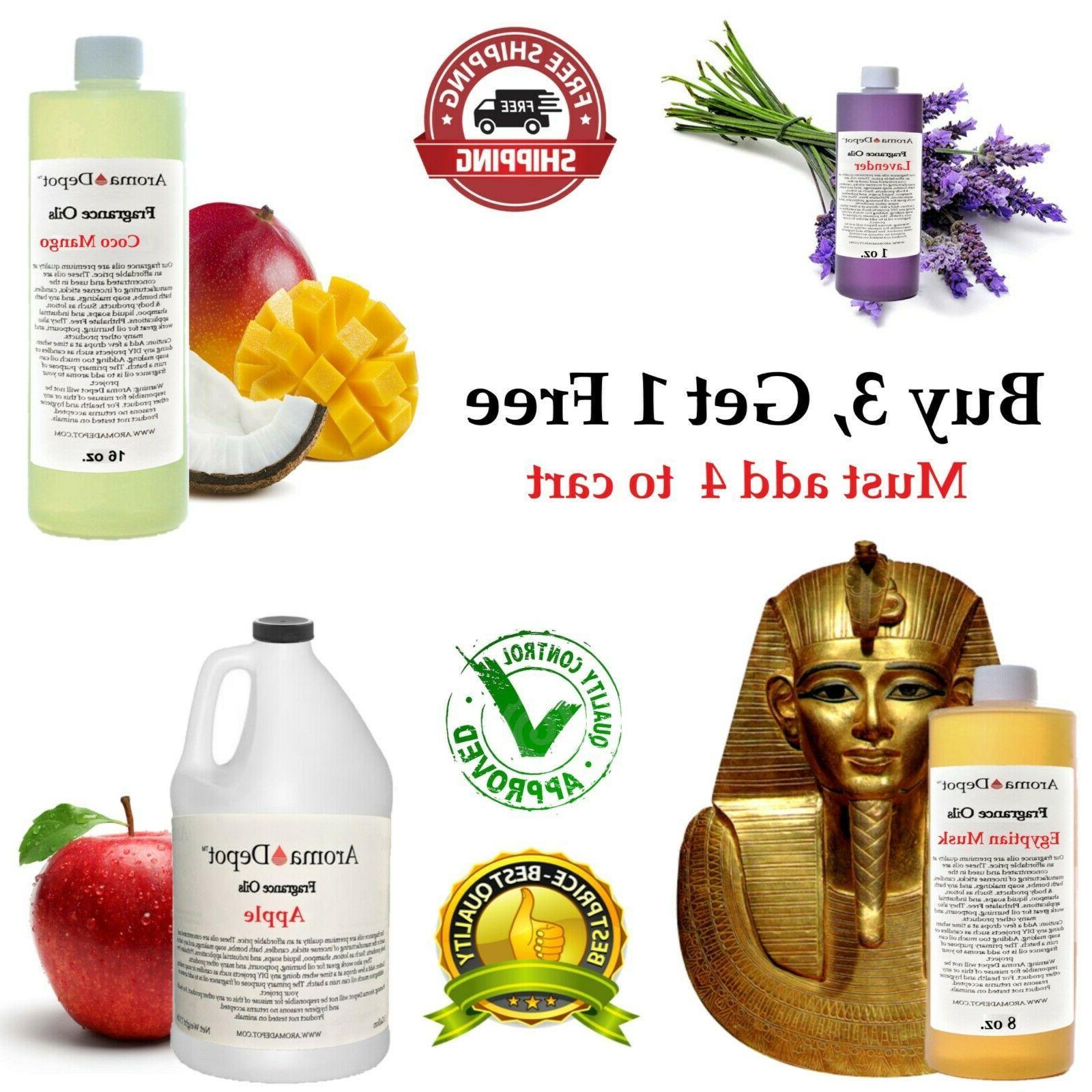 body oil fragrance candle soap bath bomb