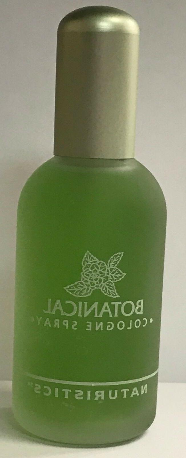 botanical cologne spray unboxed 1 8 fl