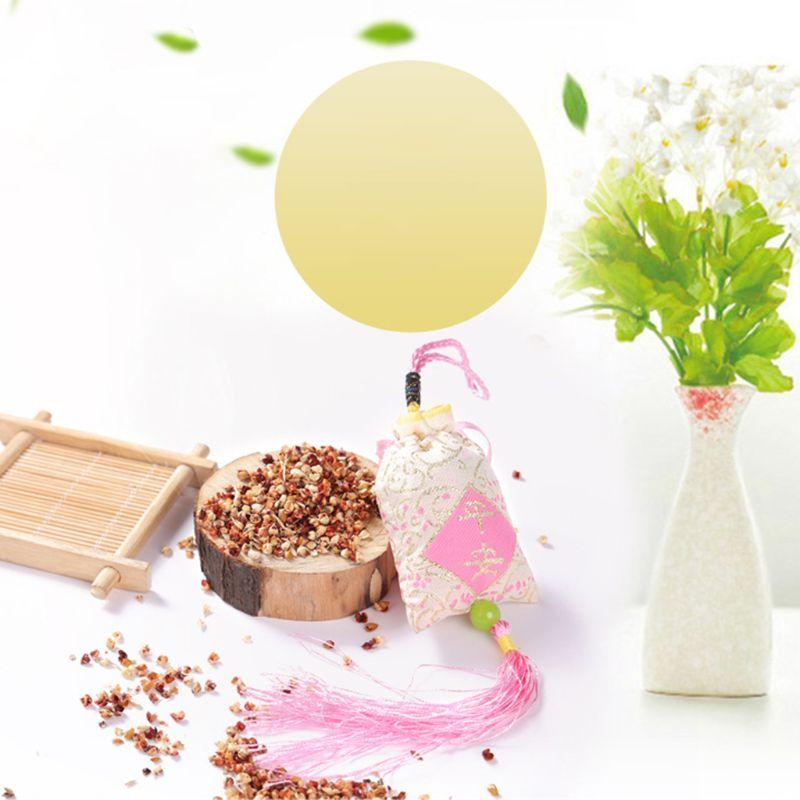 Car Lavender Bag Art Tassels Medicine <font><b>Fragrance</b></font> Mascot Decoration Ran