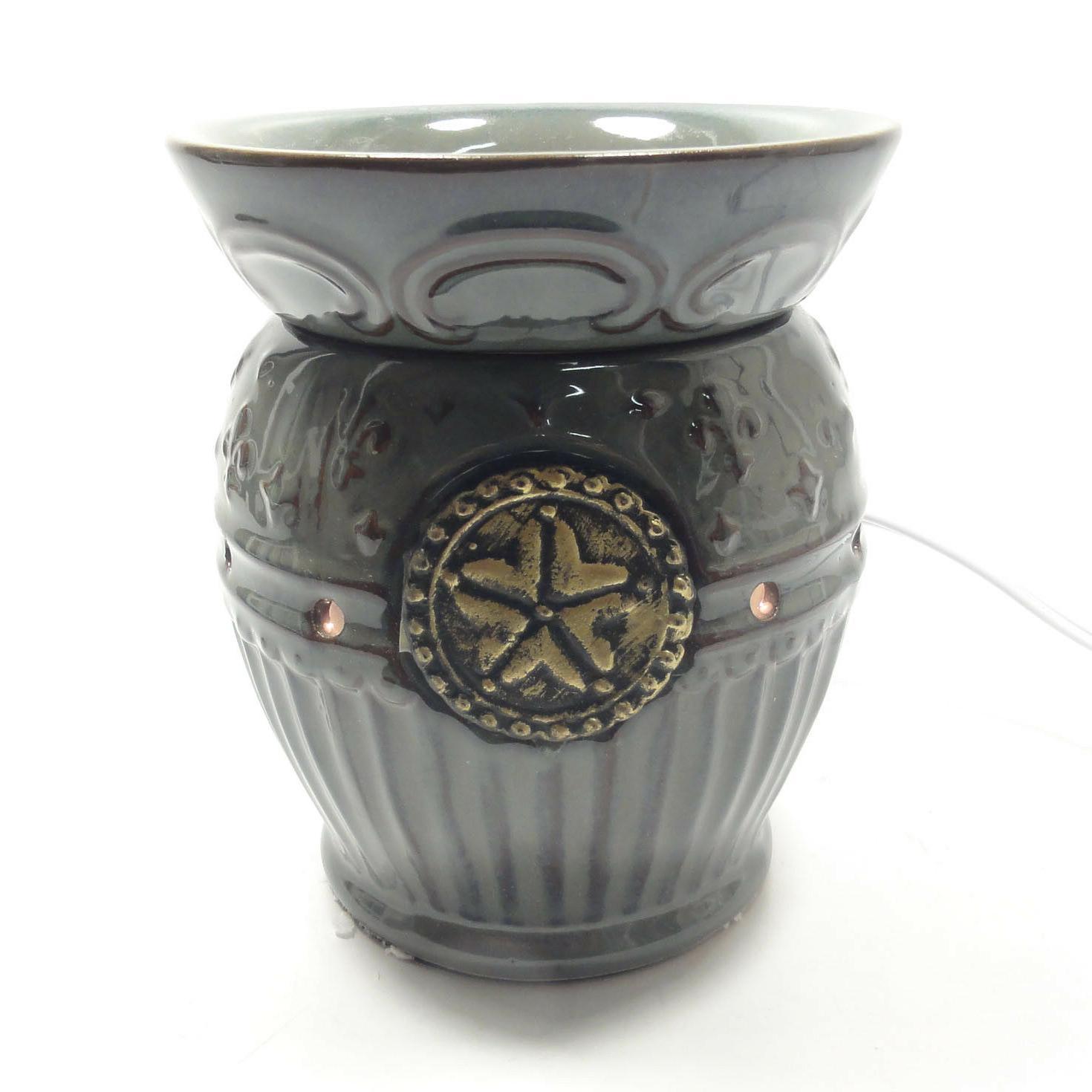 Classic Ceramic Electric Fragrance Oil Diffuser Aroma