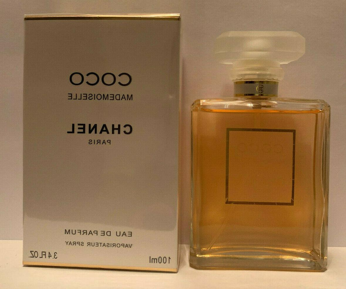 Chanel Coco Mademoiselle Eau De Parfum 3.4oz / 100ml Brand N