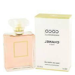 Coco Mademoiselle Perfume  By Chanel for Women 3.4 oz Eau De