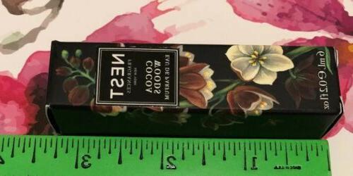 NEST Fragrances Cocoa Woods Eau de Parfum Rollerball 0.20 oz