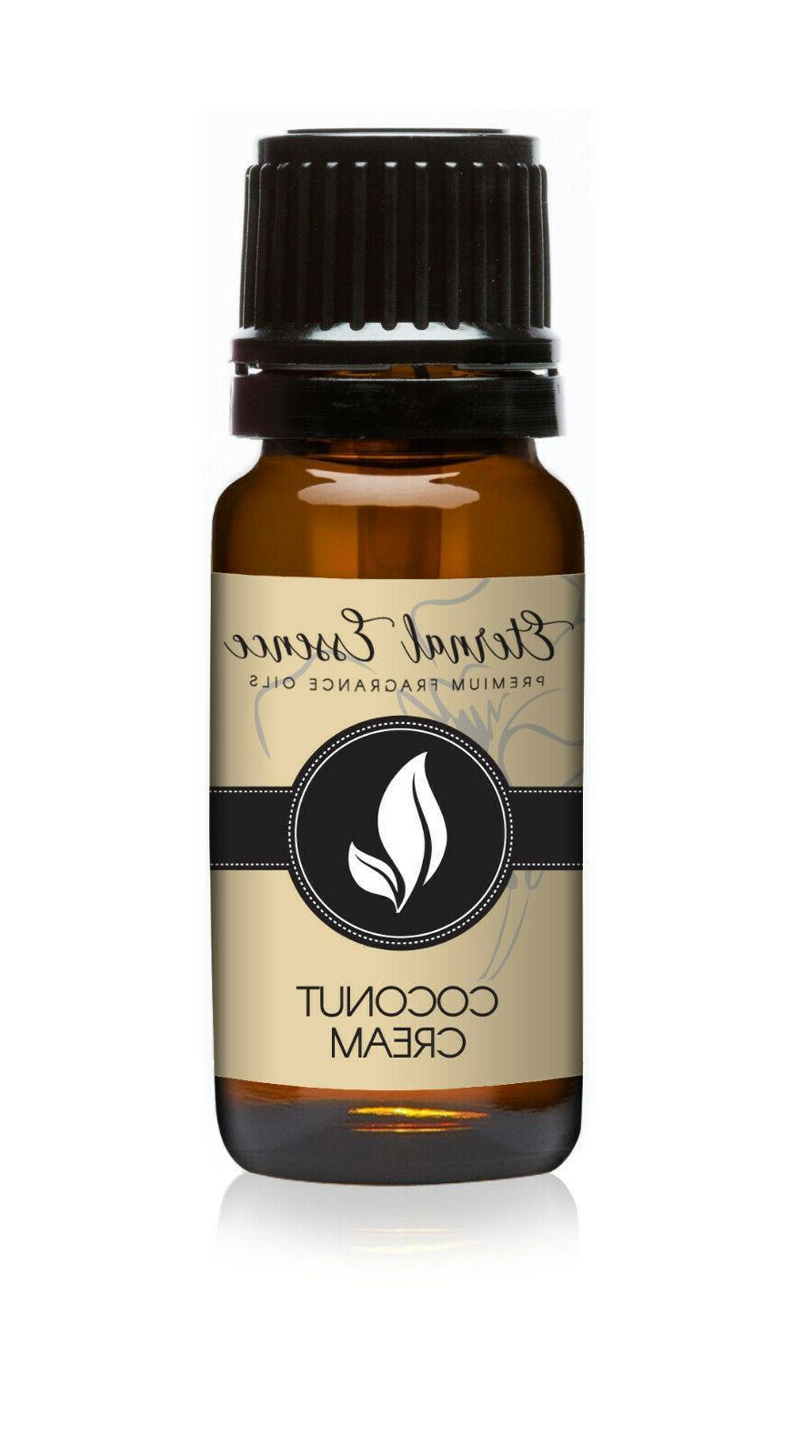 Coconut Cream Premium Grade Fragrance Oil - 10ml - Scented O