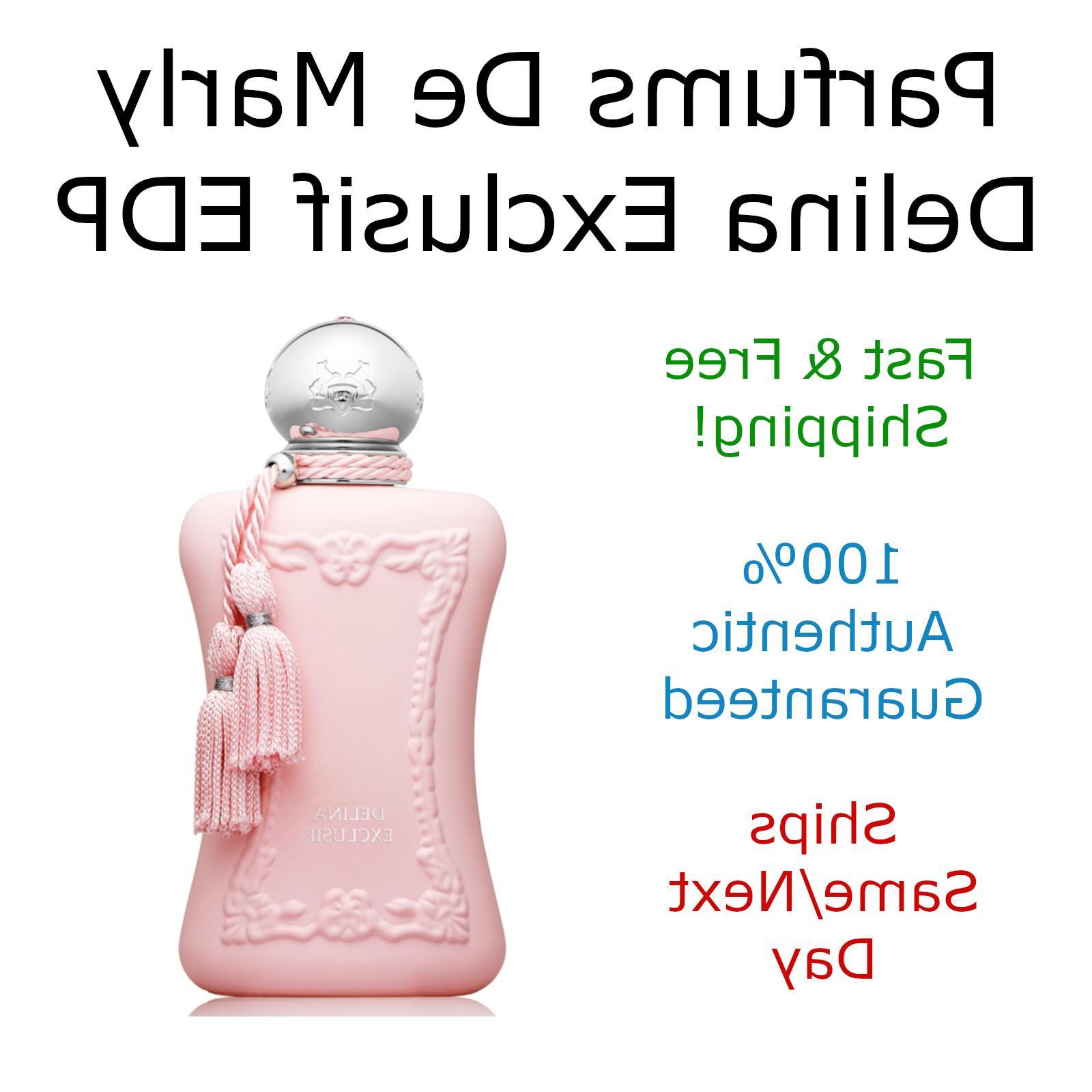 delina exclusif edp 2ml 5ml 10ml glass