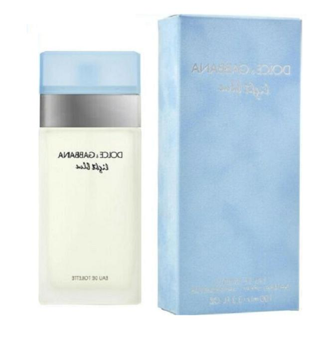 Dolce Gabbana Blue Spray Sealed