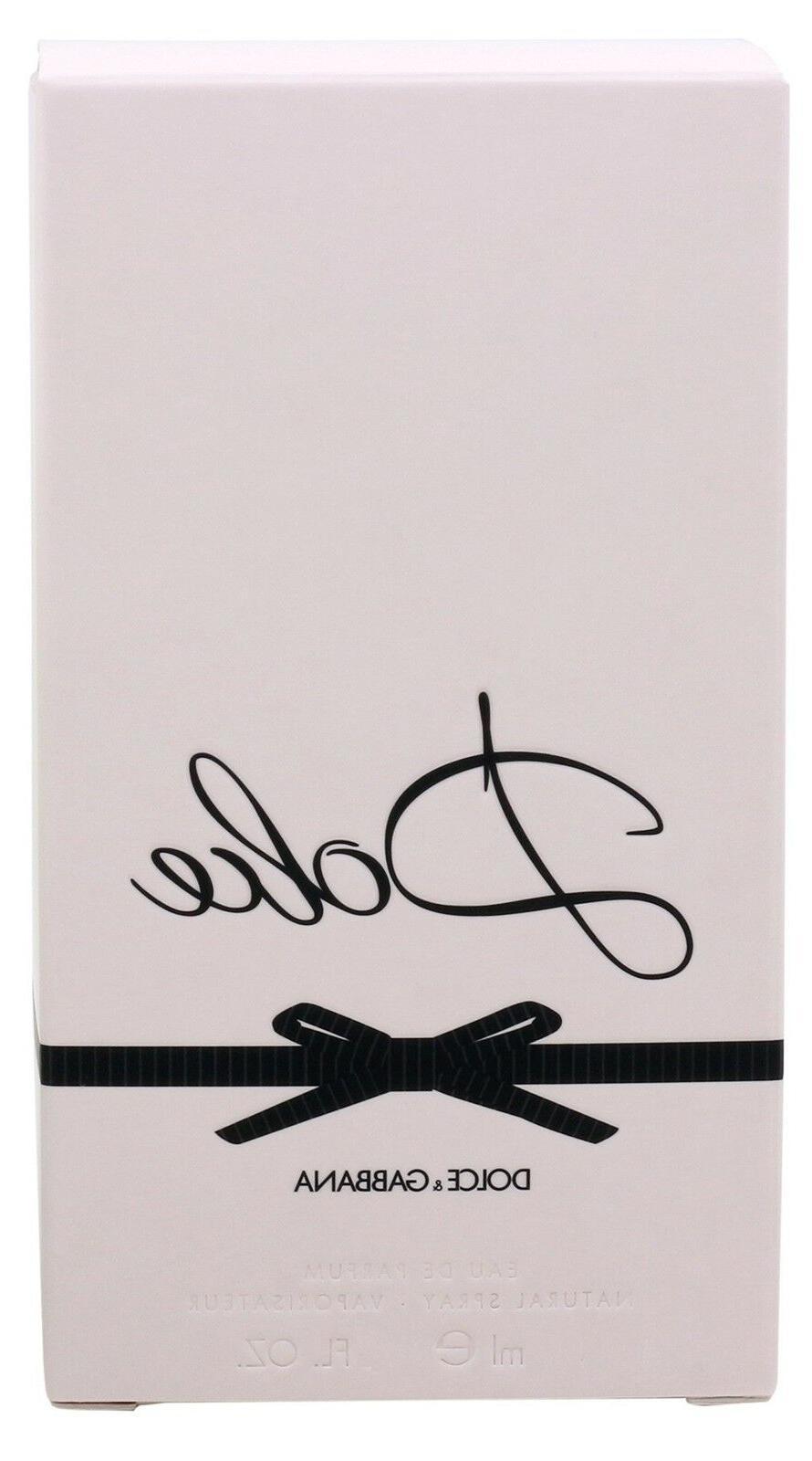 Dolce by Dolce Gabbana Eau de Parfum for Women, 2.5