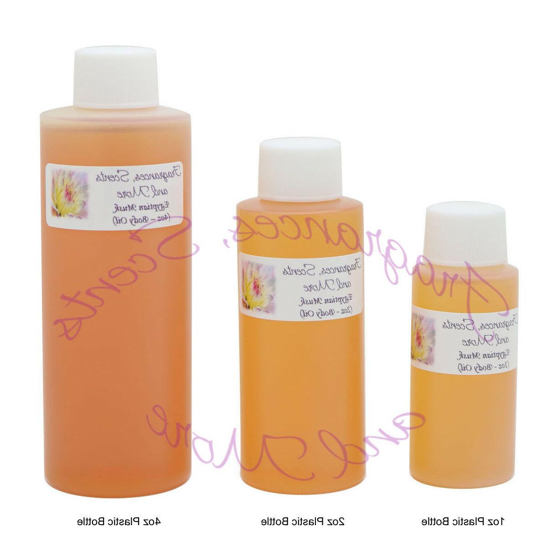 egyptian musk perfume body oil 7 sizes