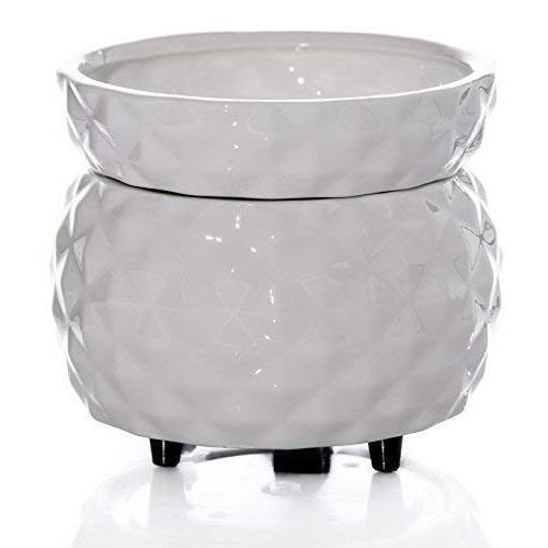 Electric 2-in-1 Burner Ceramic Melter -
