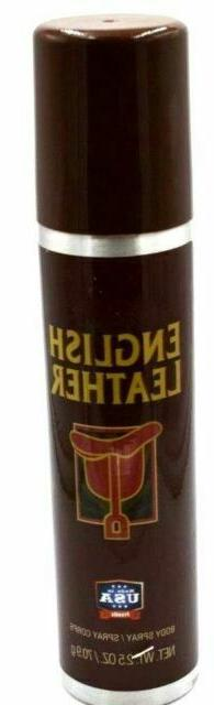 english leather body spray made in
