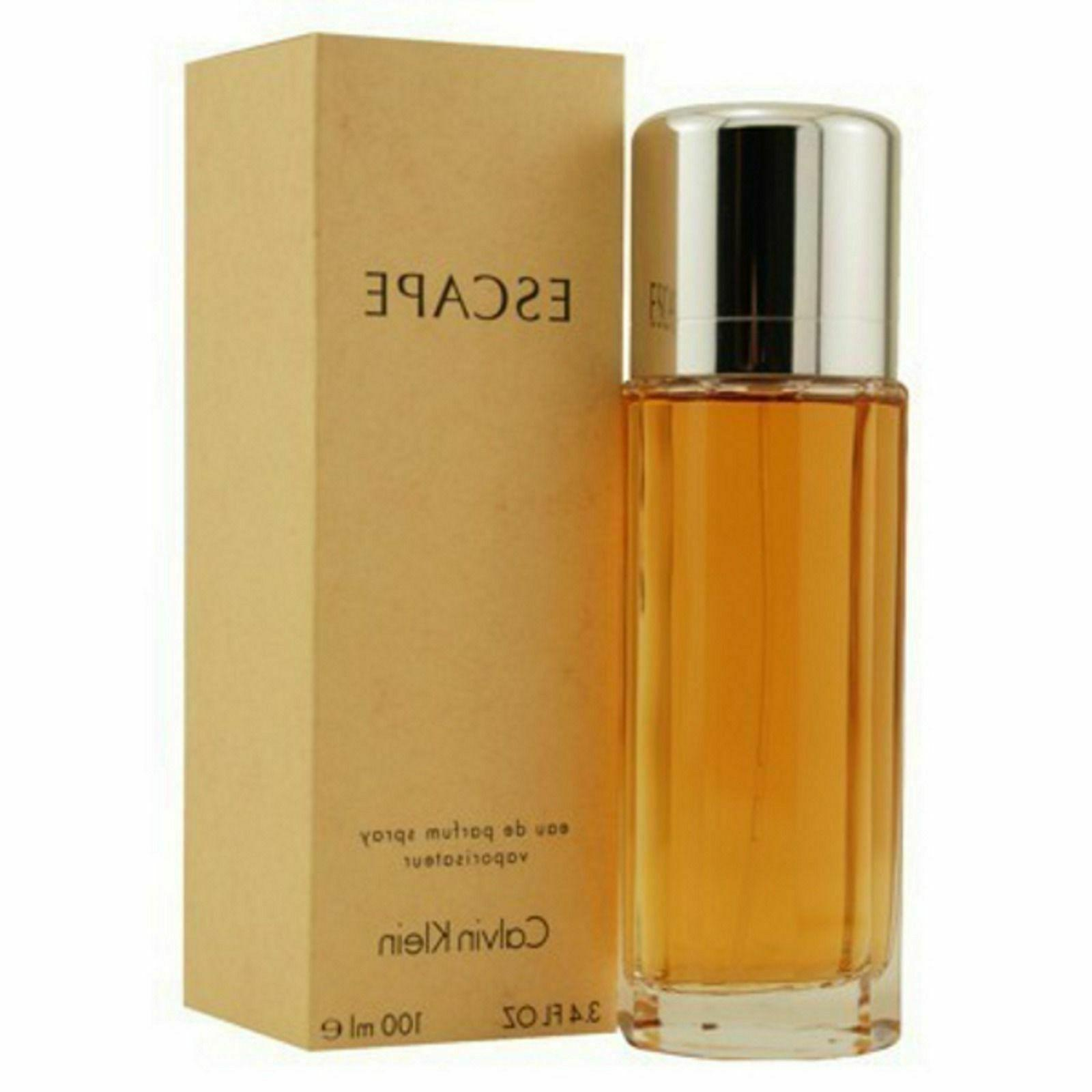 escape women edp perfume 3 4 oz