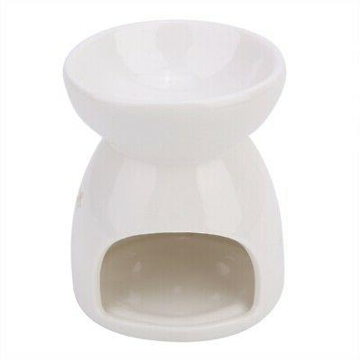 Fragrance Lamp Ceramic Essence Oil Candle Aromatherapy