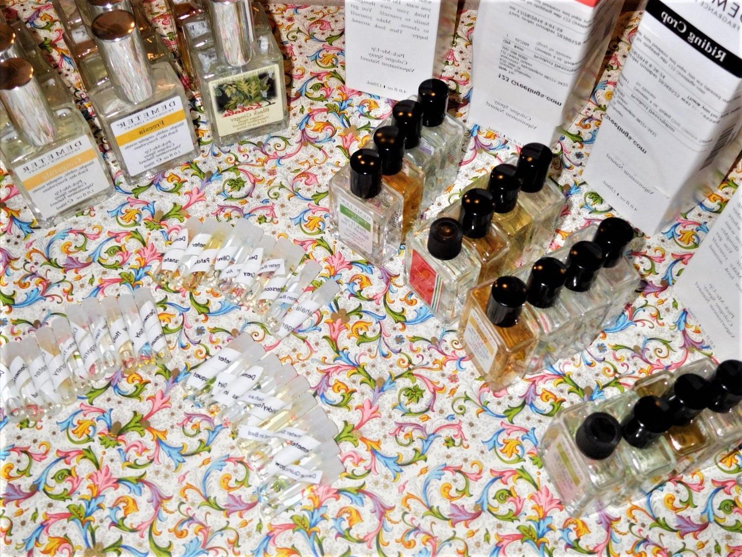 fragrances big fun and rambunctious 34 samples