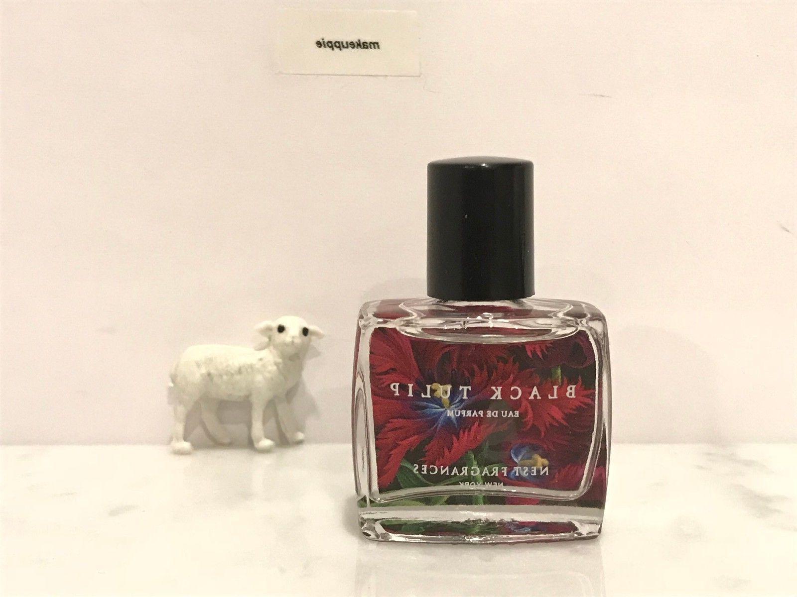 NEST Fragrances BLACK TULIP Eau De Parfum Perfume .25 oz MIN