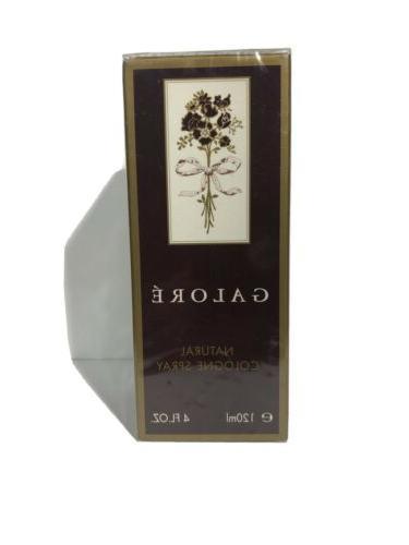 galore by five fragrance 4 0oz 120