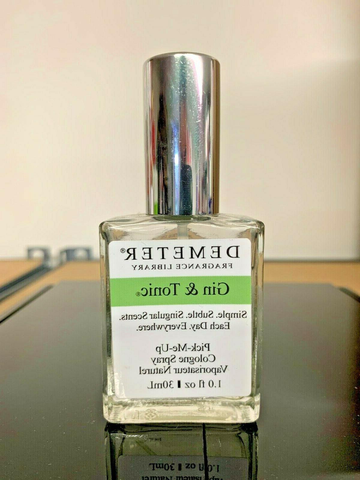 gin and tonic cologne spray 1oz same