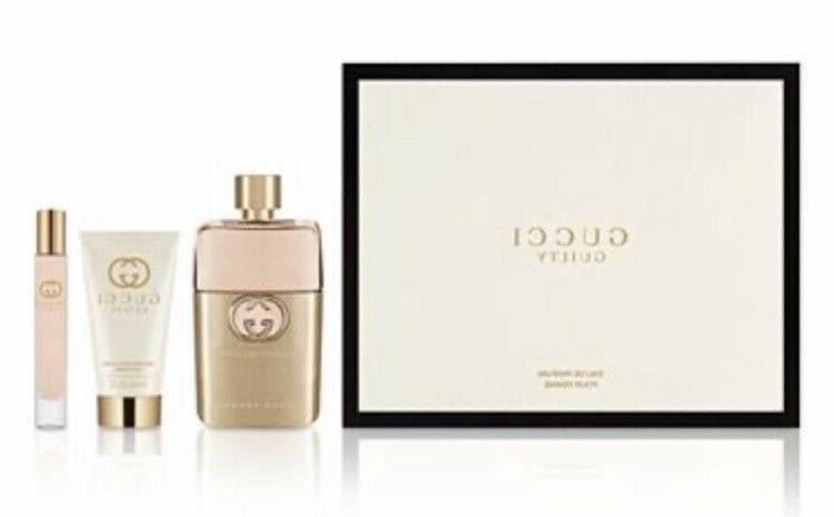 guilty 90 ml perfume gift set