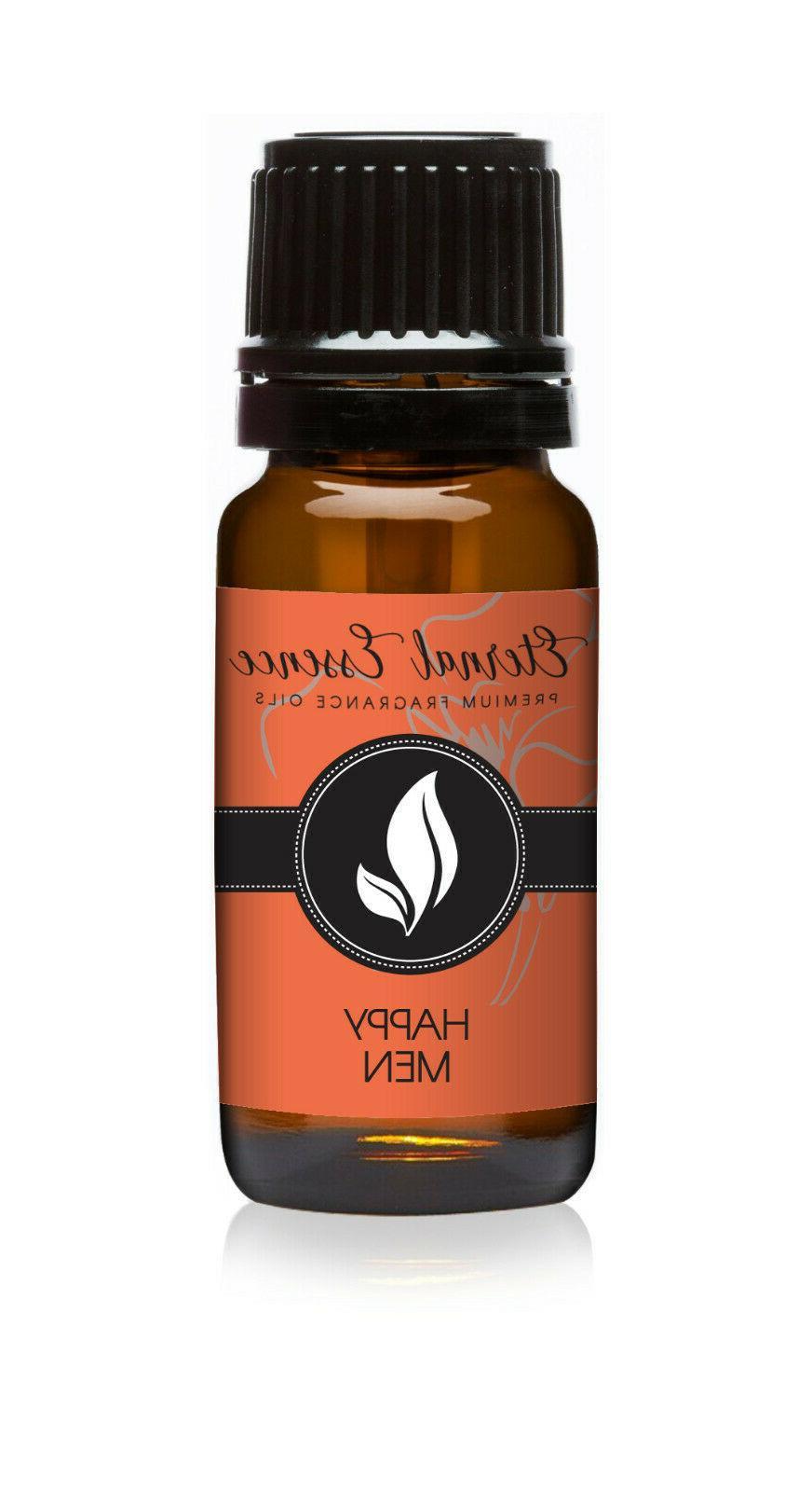 Eternal Essence Oils Happy Men Grade Fragrance Oil - 10ml -