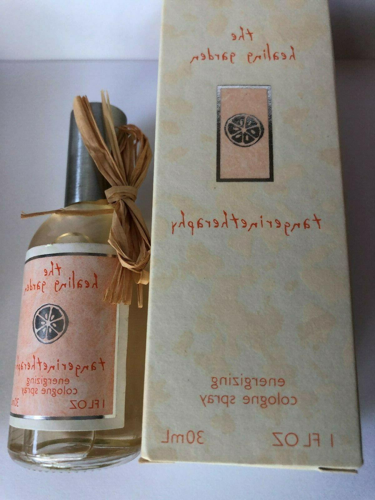 healing garden tangerine theraphy cologne spray 1
