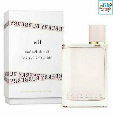her eau de parfum nat spray 100