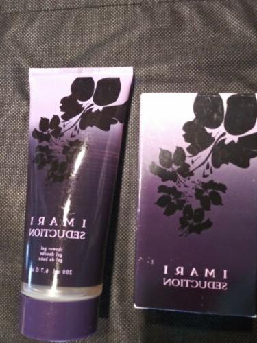Imari Seduction Set by Avon Eau Spray fl -Shower Gel oz