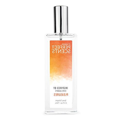Perfect Scents Inspired Estee Lauder's Pleasures - Fragrance Women 2.5 Ounces