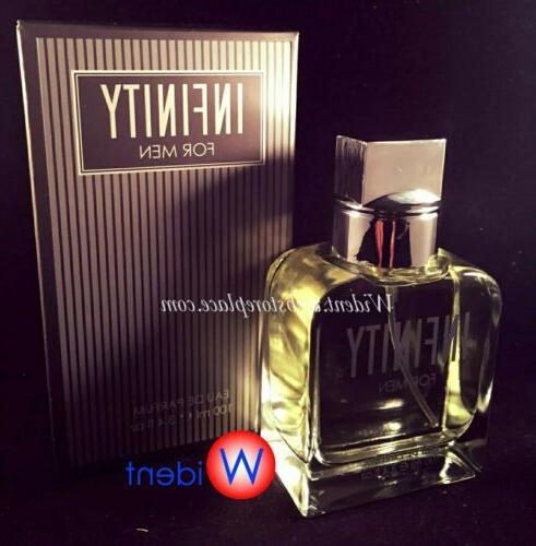 infinity by for men eau de parfum