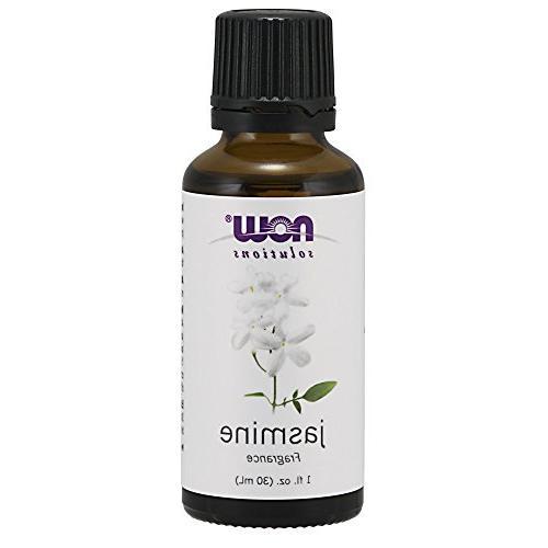 NOW Jasmine Oil, 1-Ounce