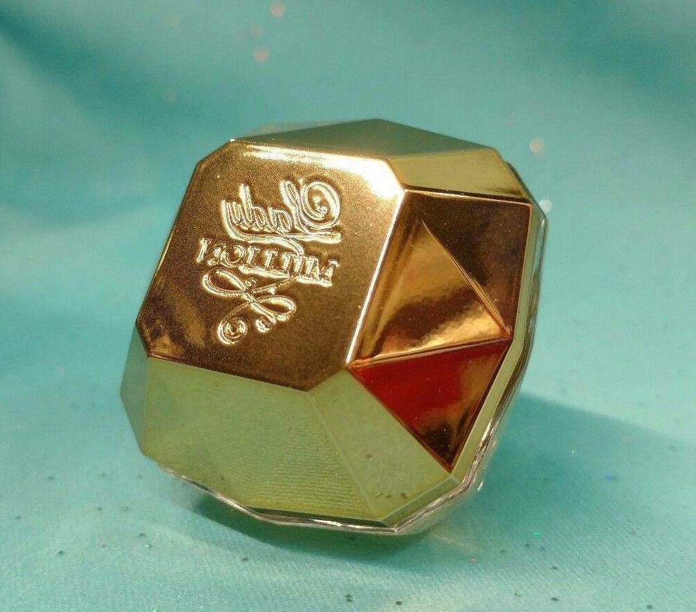 Paco Rabanne LADY Eau Splash Perfume Fragrance NEW!