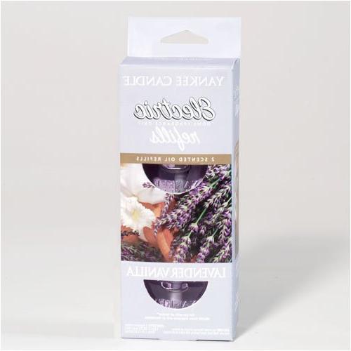 lavender vanilla electric home unit
