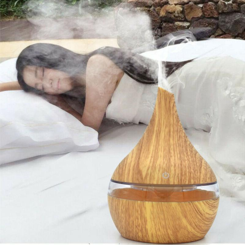 LED Aroma Diffuser Air Aromatherapy New