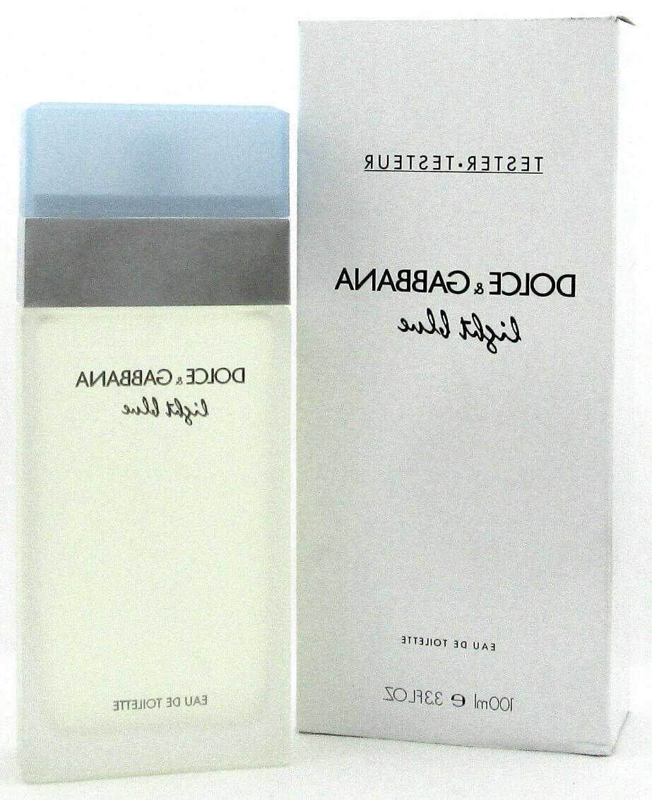 Light Blue by Dolce Gabbana 3.4 oz EDT Spray