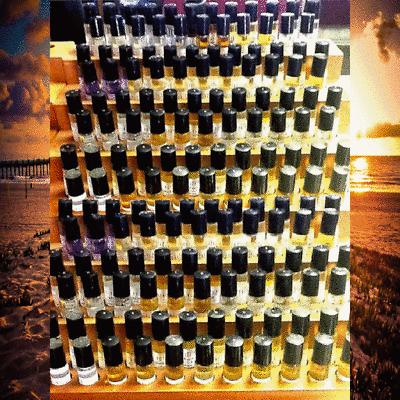 OUD 1/3oz Roll On BODY OIL : STRONG FREE
