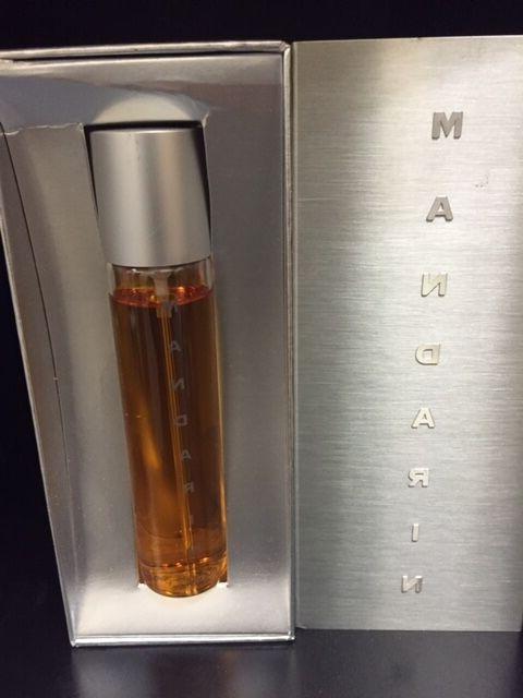 mandarin fragrance by 1 7oz 50ml nib