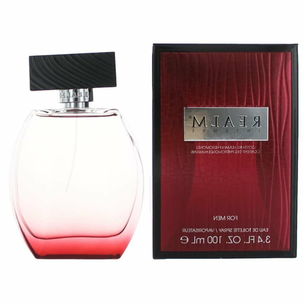 men realm intense by five star fragrance