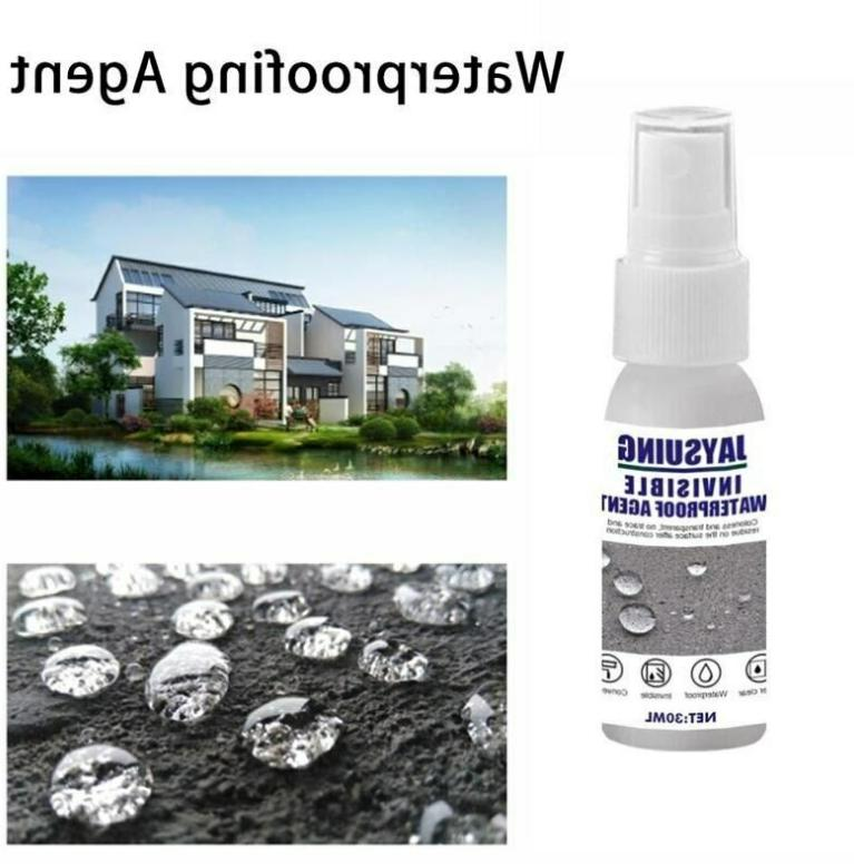 Mighty Spray Waterproof Agent For