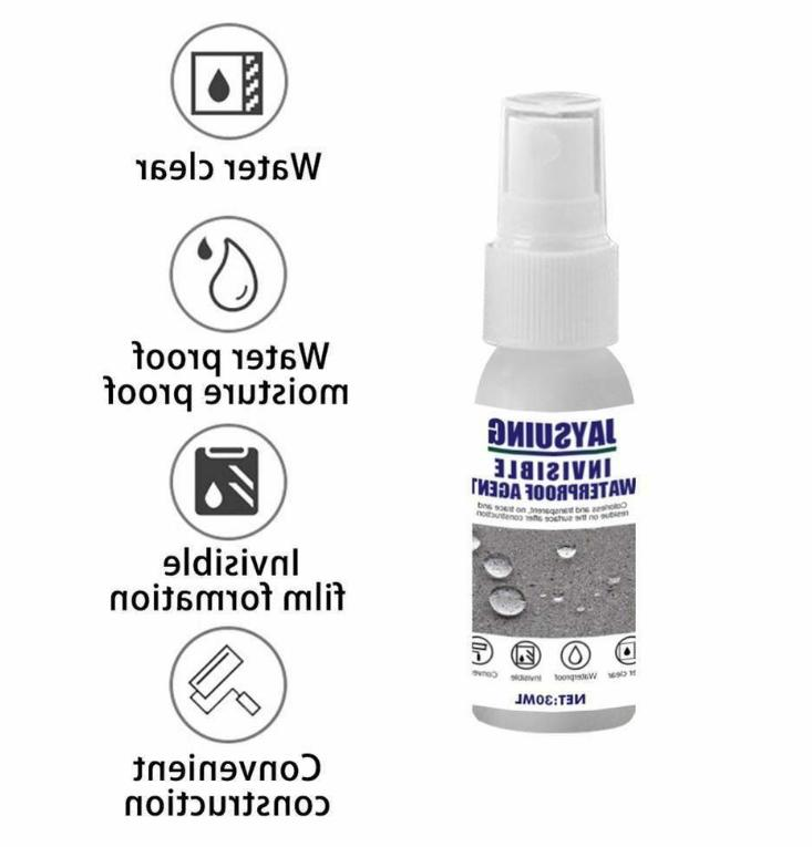 mighty sealant spray invisible waterproof agent