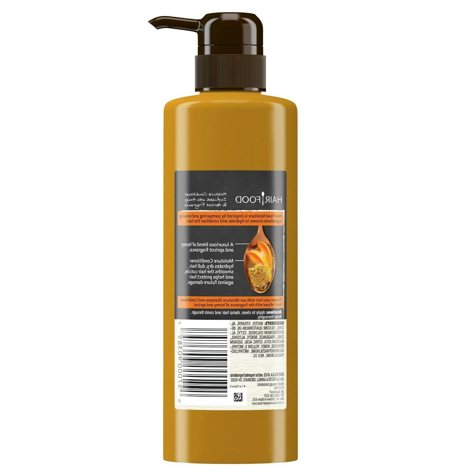 Hair Infused With Apricot Fragrance, 17.9 oz