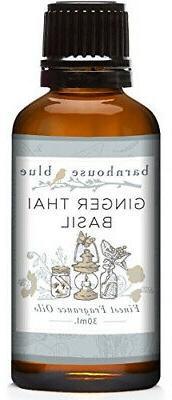 - Barnhouse Blue - Ginger Thai Basil - Premium Grade Fragra