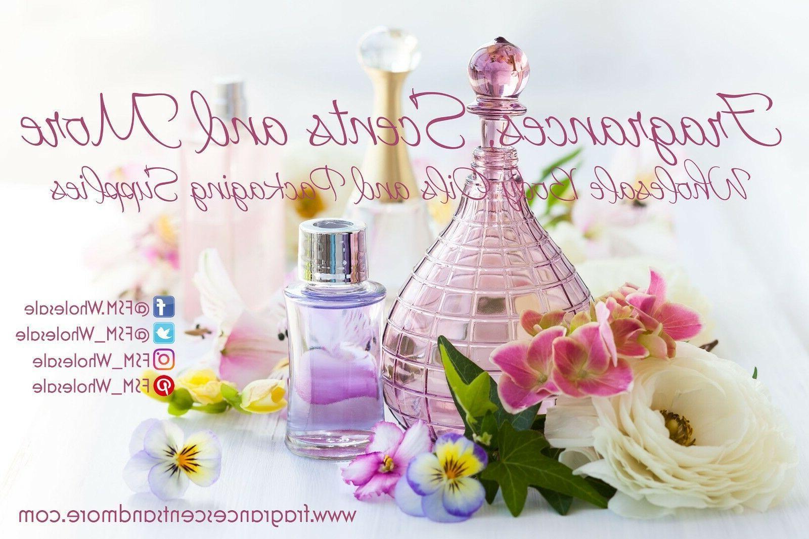 Amber White Perfume/Body