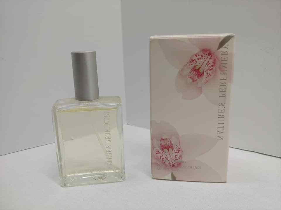 new natures perfumery vibrant orchid eau de
